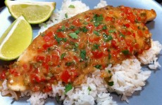 Pan-Seared Swai with Thai Coconut Curry